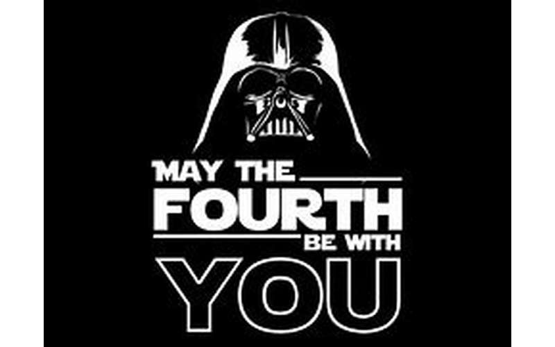 Because It Is May 4 Here Is The Obligatory May The Fourth Be With You Post May The 4th Be With You 5 Sci Fi Based Songs May The 4th Is Known