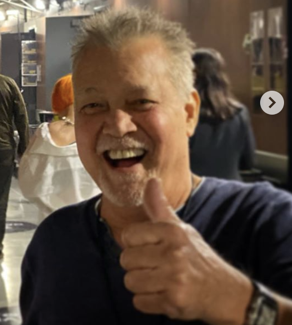 Uh-oh. Eddie Van Halen reported hospitalized after a bad ...