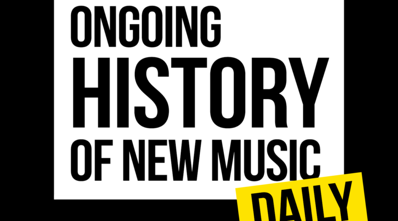 Ongoing History Of New Music Archives Alan Cross A Journal Of Musical Things