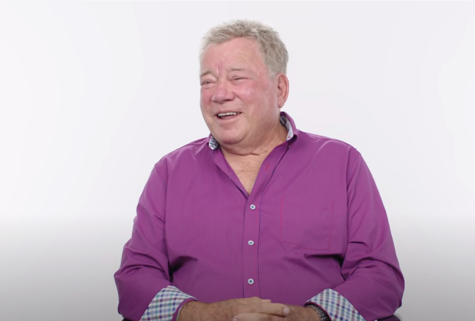 William Shatner critiques impressions of himself - Alan Cross - A Journal of Musical Things