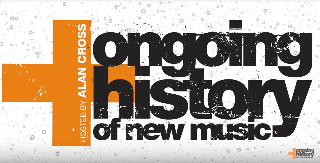 Ongoing History of New Music Logo